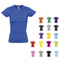 T-SHIRT MULHER IMPERIAL WOMEN  CORES